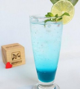 Deep Blue Soda