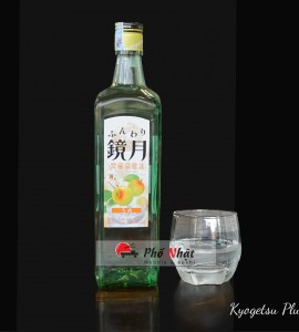 Kyogetsu Plum (bottle 550ml)